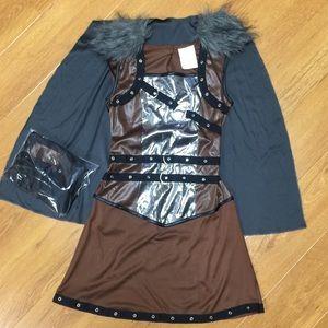 Warrior Hunter Women Dreamgirl Halloween Costume